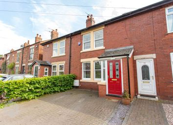 Thumbnail 2 bed terraced house for sale in Smithy Brow, Croft, Warrington, Cheshire