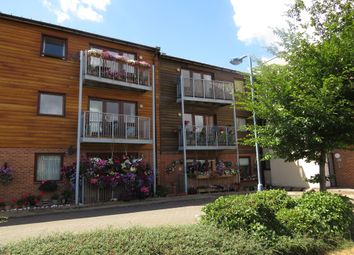 Thumbnail 1 bed flat for sale in Swanwick Lane, Broughton, Milton Keynes