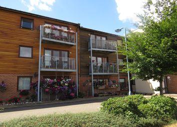 Thumbnail 1 bedroom flat for sale in Swanwick Lane, Broughton, Milton Keynes