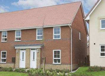 "Thumbnail 3 bed end terrace house for sale in ""Finchley"" at Station Road, Methley, Leeds"