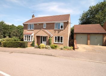 Thumbnail 4 bed detached house for sale in Livingstone Road, Daventry