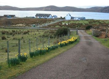 Thumbnail 3 bed detached bungalow for sale in Ormiscaig, Aultbea, Achnasheen