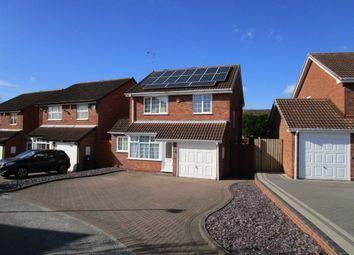 Thumbnail 3 bedroom detached house to rent in Deerham Close, Birmingham, West Midlands