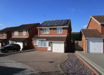 Thumbnail 3 bed detached house to rent in Deerham Close, Birmingham, West Midlands