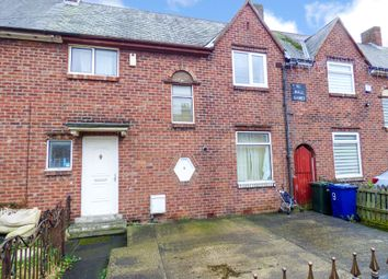 Thumbnail 3 bed terraced house for sale in Lowfield Terrace, Walker, Newcastle Upon Tyne