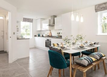 "Thumbnail 3 bedroom semi-detached house for sale in ""Ashurst"" at Dryleaze, Yate, Bristol"