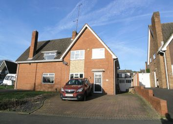 Thumbnail 3 bedroom semi-detached house for sale in Dudley, Russells Hall, Russells Hall Road