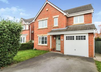 4 bed detached house for sale in Trevorrow Crescent, Chesterfield S40