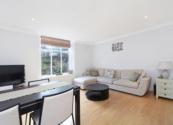Thumbnail 1 bed flat to rent in Elms Road, Clapham, London