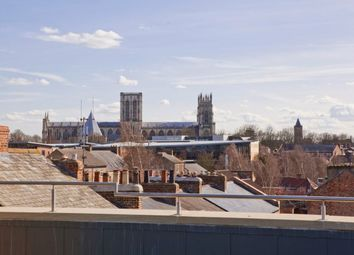 Thumbnail 2 bed penthouse to rent in Chapel Apartments, York