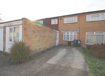Thumbnail 4 bed terraced house to rent in Swaledale Close, Crawley