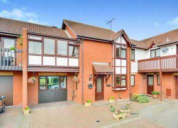 3 bed terraced house for sale in Mortons Fork, Blue Bridge, Milton Keynes, Buckinghamshire MK13