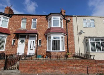 Thumbnail 3 bed terraced house for sale in Willow Road, Darlington