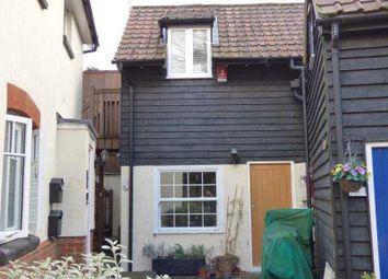 Thumbnail 2 bed maisonette to rent in St Martins Quarter, Ongar, Essex