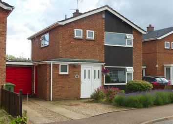 Thumbnail 3 bed link-detached house for sale in Robert Key Drive, Mattishall, Dereham