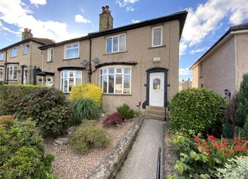 Thumbnail 3 bed semi-detached house for sale in Oakworth Road, Keighley, West Yorkshire