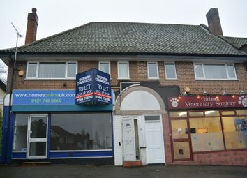 Thumbnail Retail premises to let in Colebrook Road, Shirley, Solihull