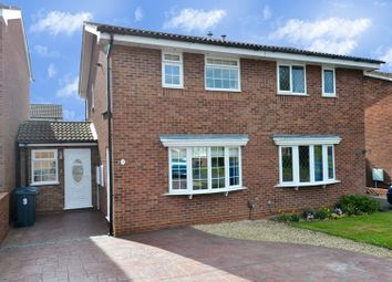 Thumbnail 2 bedroom semi-detached house for sale in Ockam Croft, Northfield, Birmingham