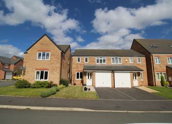 Thumbnail 3 bedroom semi-detached house to rent in Gadwall Croft, Newcastle-Under-Lyme