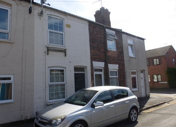 Thumbnail 2 bed terraced house for sale in Carlton Street, Lincoln
