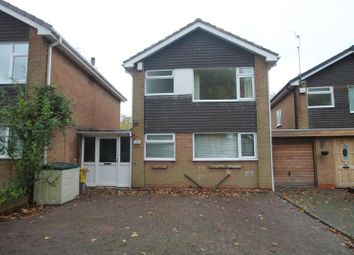 3 bed detached house to rent in St. Peters Road, Harborne, Birmingham B17