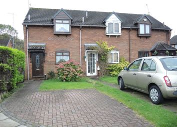 Thumbnail 2 bed town house for sale in Kirkside Close, Croxteth Park, Liverpool