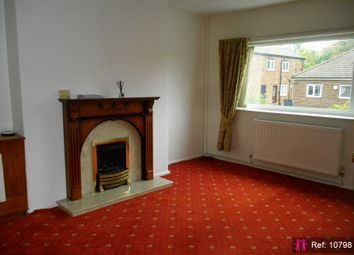 Thumbnail 2 bed maisonette to rent in Mountside Crescent, Prestwich, Manchester