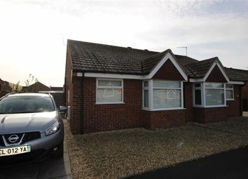 Thumbnail 2 bed semi-detached bungalow to rent in Starcross Road, Worle, Weston-Super-Mare