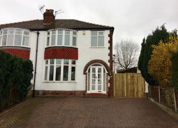 Thumbnail 3 bed semi-detached house to rent in Marcliffe Grove, Knutsford