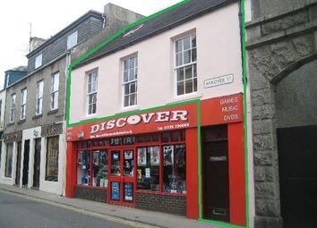 Thumbnail 1 bed flat for sale in 87 Hanover Street, Stranraer