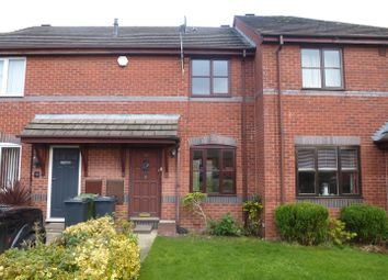 Thumbnail 2 bed terraced house to rent in Overdene Road, Winsford