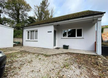 Thumbnail 2 bed detached bungalow for sale in Stable Hobba, Newlyn, Penzance