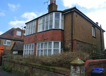 Thumbnail 3 bed flat to rent in Ethelwulf Road, Worthing