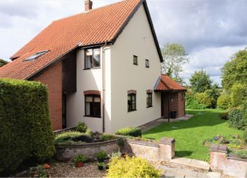 Thumbnail 5 bed detached house for sale in The Common, Mellis