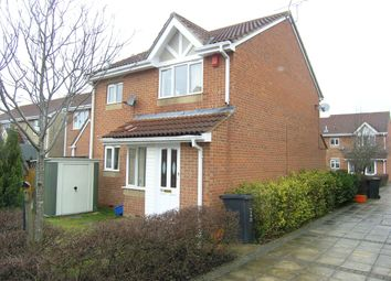 Thumbnail 1 bed property to rent in Barnum Court, Swindon, Wiltshire