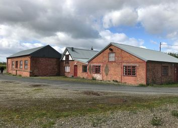 Thumbnail Light industrial to let in The Old Creamery, Chapel Lane, Bruera, Chester