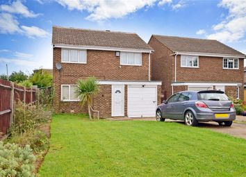 Thumbnail 4 bed detached house for sale in Thackeray Road, Larkfield, Aylesford, Kent