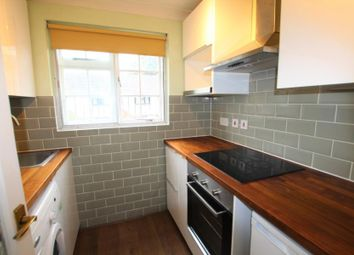 Thumbnail 1 bed flat to rent in Limebush Close, New Haw, Addlestone