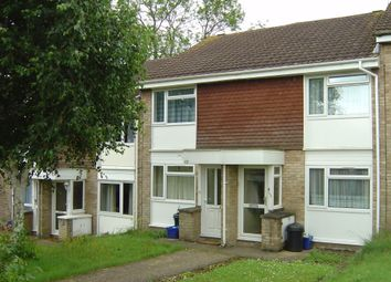 Thumbnail 2 bed terraced house to rent in Birch Grove, Hempstead, Gillingham, Kent