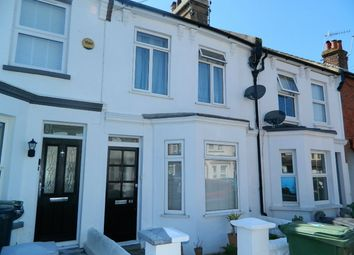 Thumbnail 2 bed terraced house to rent in Chandler Road, Bexhill-On-Sea