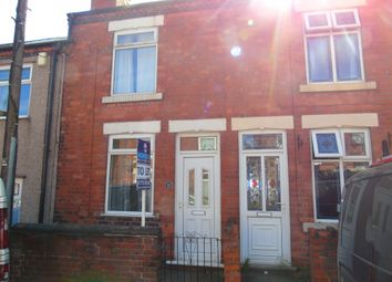 Thumbnail 2 bed terraced house to rent in Parkin Street, Alfreton, Derbyshire