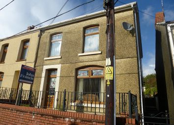 3 bed semi-detached house for sale in Chapel Street, Upper Brynamman, Ammanford, Carmarthenshire. SA18