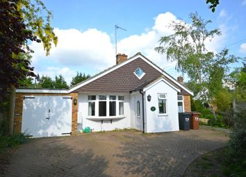 Thumbnail 3 bedroom detached bungalow for sale in Rosebank 22 Welford Road, Creaton, Northampton, Northamptonshire