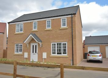 Thumbnail 3 bed detached house for sale in Jeckyll Road, Wymondham