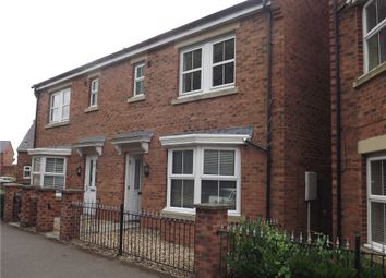 Thumbnail 3 bed semi-detached house to rent in Herons Court, Gilesgate, Durham