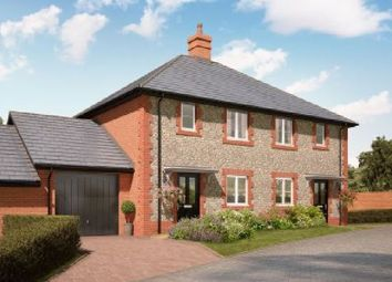 Thumbnail 2 bed semi-detached house for sale in Hole Lane, Bentley, Farnham, Surrey