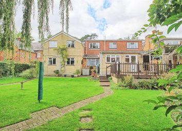 Thumbnail 5 bed detached house for sale in High Road, High Cross, Ware