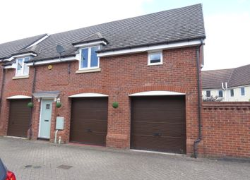 Thumbnail 1 bed flat for sale in Yellowstone Close, Coventry