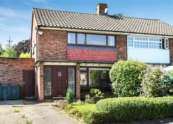 Thumbnail 2 bed semi-detached house for sale in Horsleys, Maple Cross, Rickmansworth, Hertfordshire