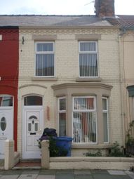 Thumbnail 3 bedroom terraced house to rent in Langton Road, Wavertree, Liverpool